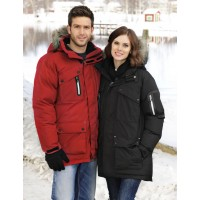 Alaskan Malamute Expedition Unisex Winter Parka
