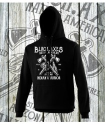 Black Axes Hoodies