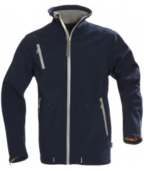 Snyder Fully Lined Soft Shell Jacket