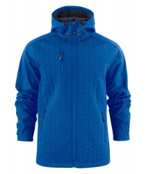 Hybrid Unisex  Jacket of wing and water repellent softshell
