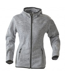 Santa Ana Ladies Heavy Knit Fleece Jacket