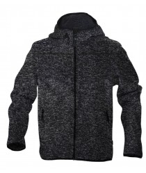 Richmond Heavy Knit Fleece Jacket