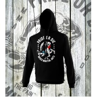 Bring the Pain MMA Hoodies