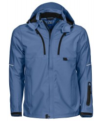 PRIO Functional layer 3 wind and water repellent softshell jacket
