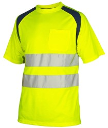 ProJob EN471-Class 2 Yellow/Orange T-Shirt