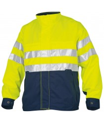 ProJob EN471-CLASS 3 Water resistant Fleece Jacket