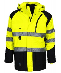 ProJob EN471-CLASS 3 Multi Purpose 6 in 1 Jacket