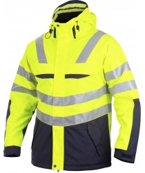ProJob EN ISO 20471 CLASS 3/2 Wind and Waterproof Jacket