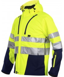 ProJob EN ISO 20471 CLASS 3/2 Wind and Water Resistant Jacket