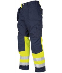 ProJob EN471-Class 1 All Purpose Trousers
