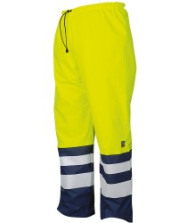 ProJob EN471-Class 2 Waterproof Trousers