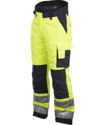 ProJob EN ISO 20471Lined Trousers