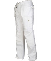 ProJob All purpose White Waistpants