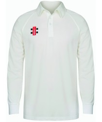 Gray Nicolls Matrix Long Sleeve Shirt