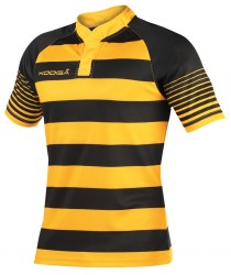 Kooga Touchline Hooped Shirt