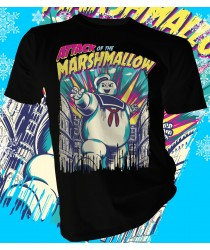 Attack of The Marshmallow