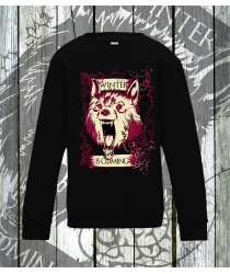 Direwolf Winter Is Coming Sweatshirts