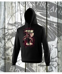 Fire and Blood Hoodie