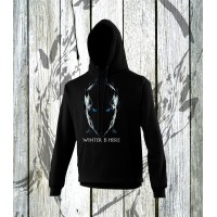 Winter is Here Night King Hoodies