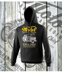 Big Chief Motorcycle Hoodies