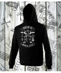 Biker Lifestyle Hoodies