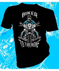 Biker To The Bone