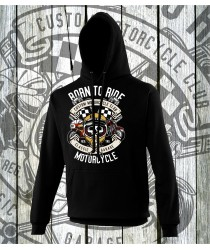 Bikers Classic Garage Hoodies