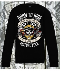 Bikers Classic Garage Sweatshirts