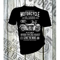 Speed Power Glory T-shirt