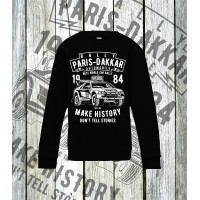 Dakkar Automobile Rally Sweatshirts