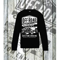 Off Road Hotrod Sweatshirts
