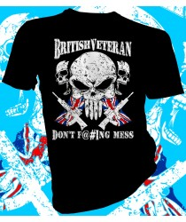 British Veteran Don't F@#king Mess